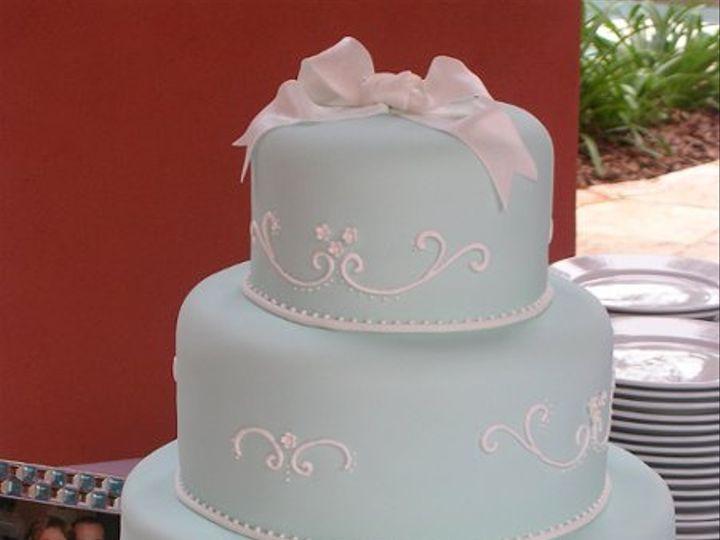 Tmx 1315023697280 DSCN1136 Winter Park wedding cake