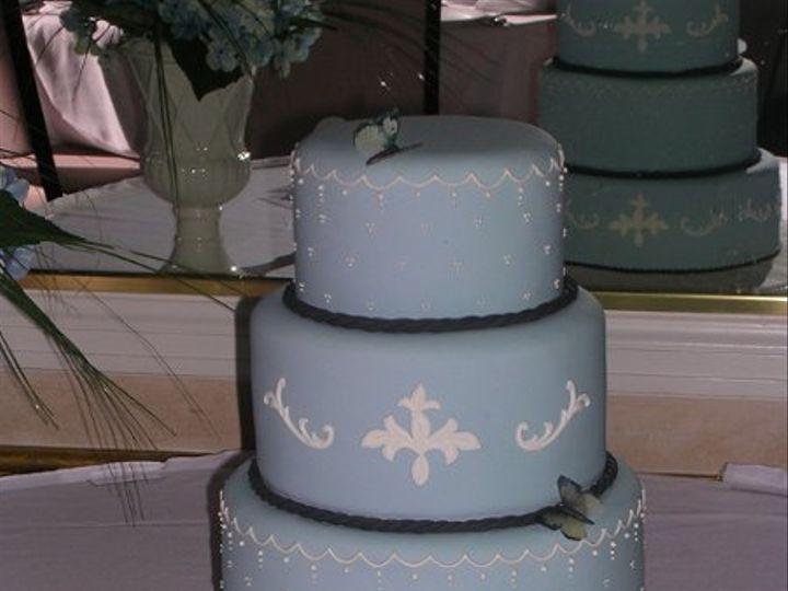 Tmx 1315023824062 DSCN1138 Winter Park wedding cake