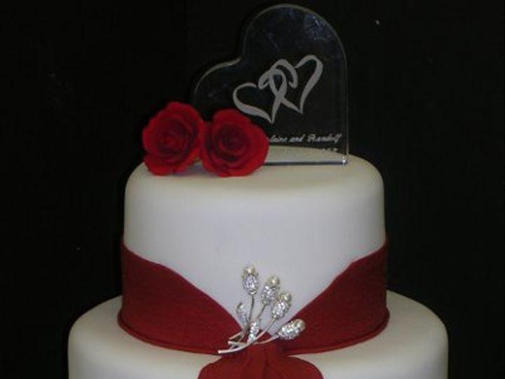 Tmx 1315030328492 DSCN1752 Winter Park wedding cake