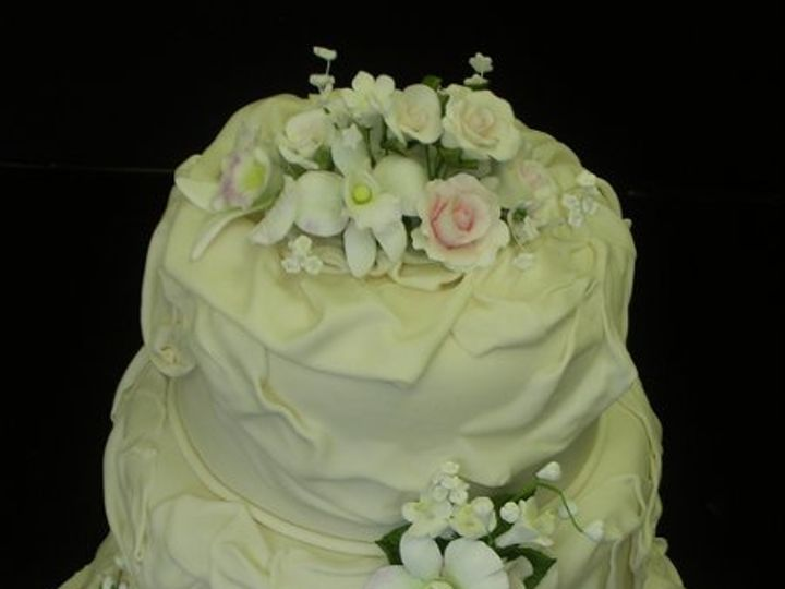 Tmx 1315030498399 DSCN1714 Winter Park wedding cake