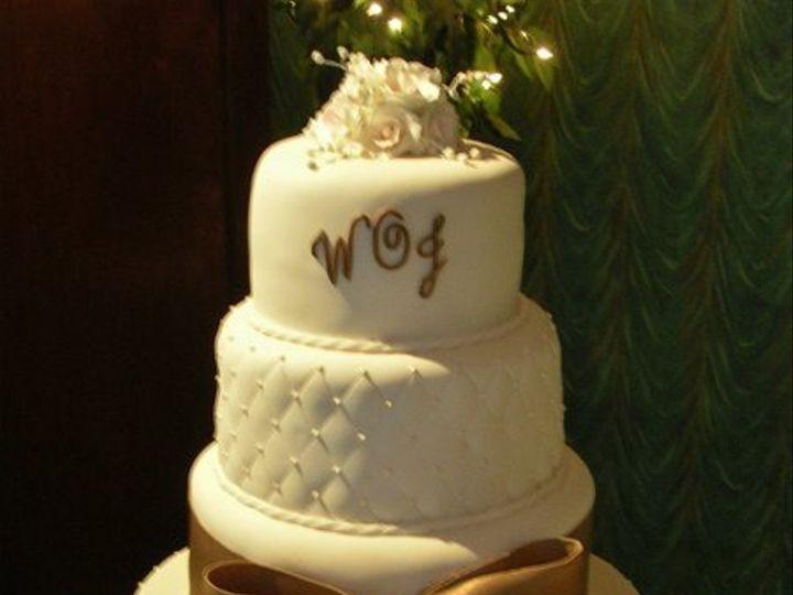 Tmx 1315030526961 DSCN1682 Winter Park wedding cake