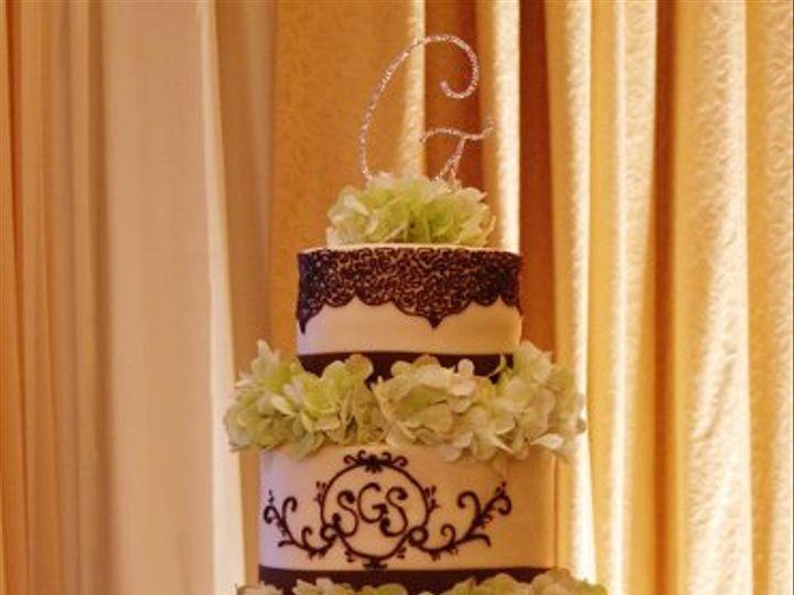 Tmx 1315030776867 DSC0240 Winter Park wedding cake