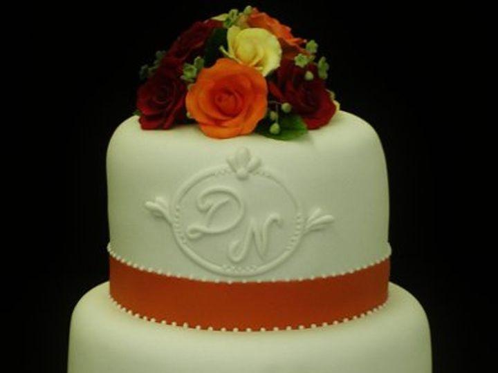 Tmx 1315031010352 DSCN1473 Winter Park wedding cake