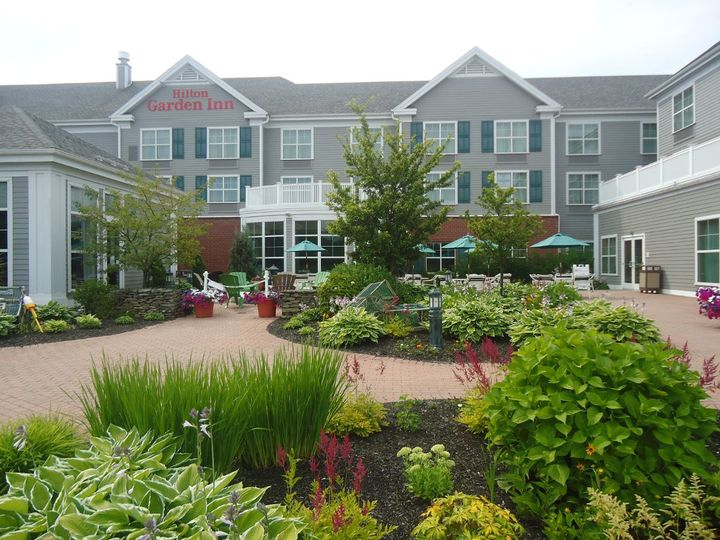 Hilton Garden Inn Freeport Downtown - Venue - Freeport, ME - WeddingWire