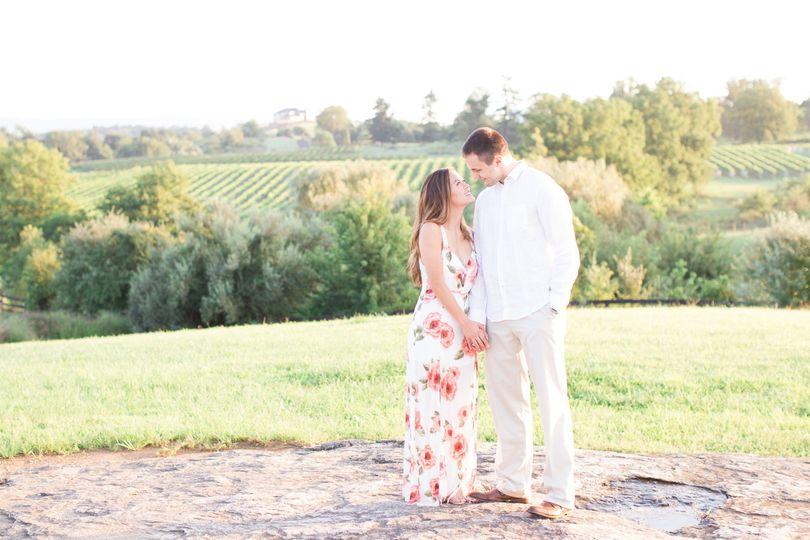 barrel oak winery engagement bela shay vsp 29