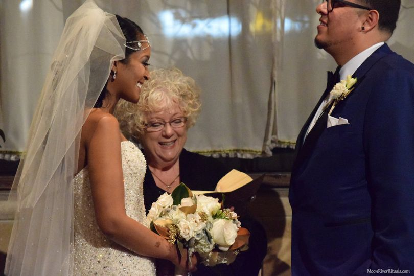 800x800 1454566608750 ct officiant zita christian with latitia and eloyd