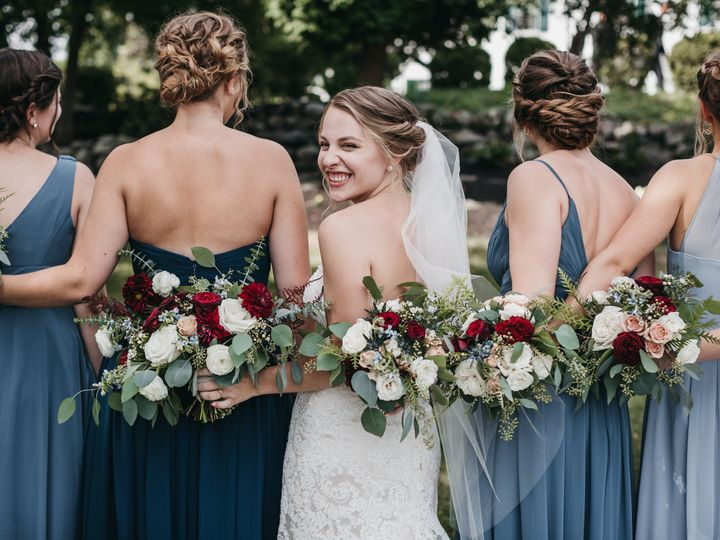 Tmx Elizabethbenwedding Abigailjeanphotography 199 51 1062503 160193597430956 Marlborough, MA wedding florist