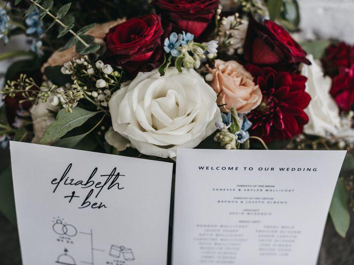 Tmx Elizabethbenwedding Abigailjeanphotography 383 51 1062503 160193591144171 Marlborough, MA wedding florist