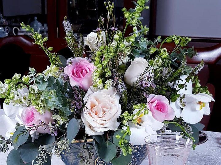 Tmx Beautiful Linens Centerpiece Pink And Blue 51 782503 157832364668120 Allentown, PA wedding florist
