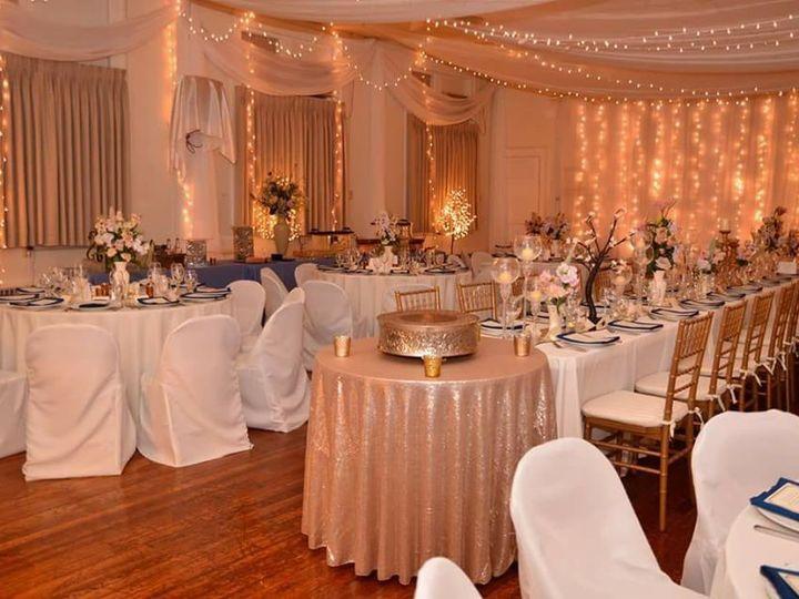 Tmx Bingo Hall Ceiling Lights 51 782503 157832364615869 Allentown, PA wedding florist