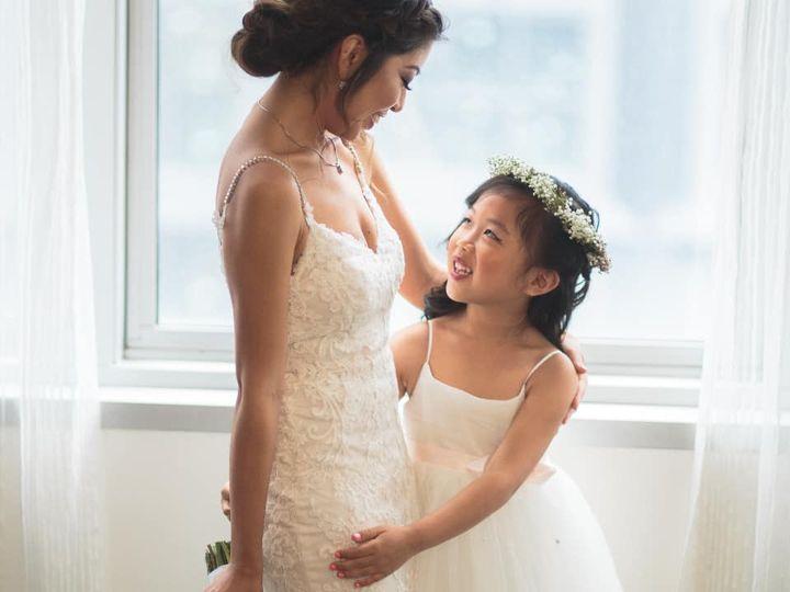 Tmx Bouquet And Flower Girl Halo Irine Tran 51 782503 V2 Allentown, PA wedding florist