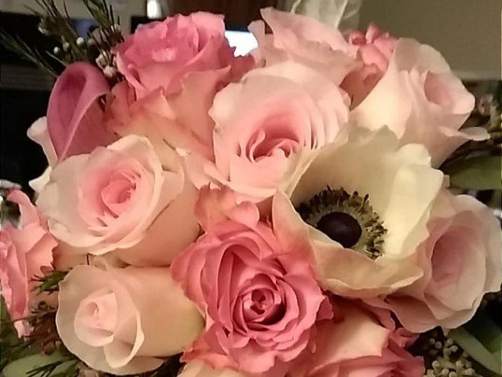 Tmx Bouquet With Panda Anemone Michelle Tieu 51 782503 V2 Allentown, PA wedding florist