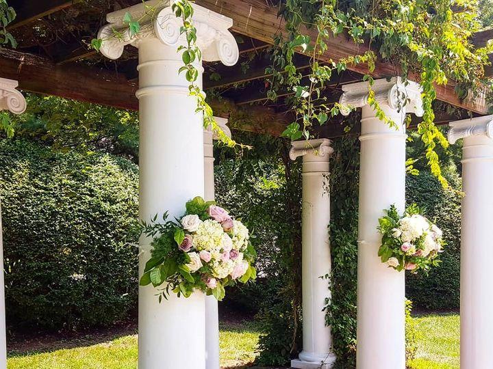 Tmx Columns With Floral Wraps 51 782503 157832364834927 Allentown, PA wedding florist