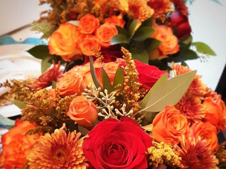 Tmx Fall Anniversary Centerpiece 51 782503 157832364814299 Allentown, PA wedding florist