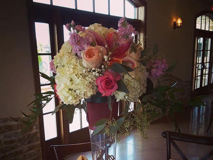 Tmx Folino Tall Centerpiece Stargazer 51 782503 157832364881694 Allentown, PA wedding florist