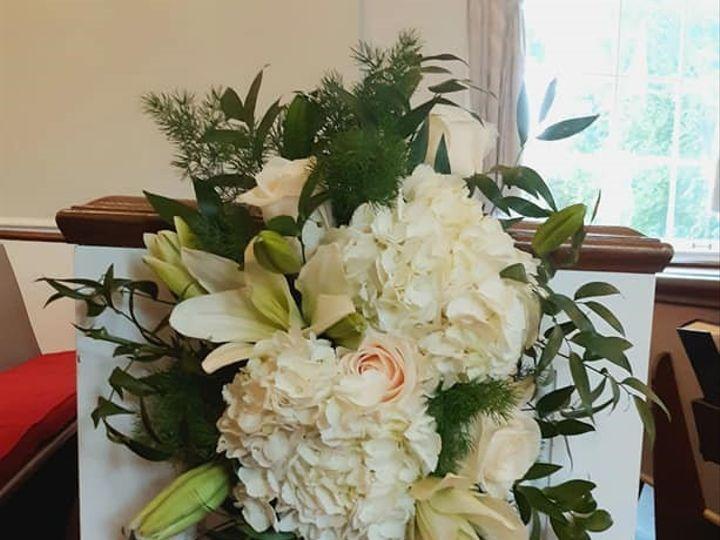 Tmx Pew Decor In White 51 782503 157832365194140 Allentown, PA wedding florist