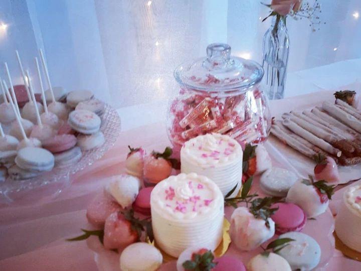Tmx Vegan Desserttable 51 782503 157832365274151 Allentown, PA wedding florist