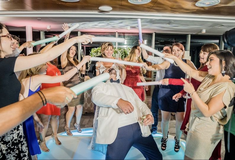 Wedding Party-La Concha