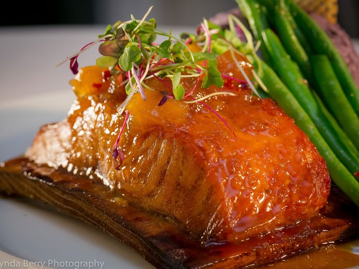Tmx 1455149083200 Plank Seared Salmon   Kml00831 Warrington, Pennsylvania wedding venue