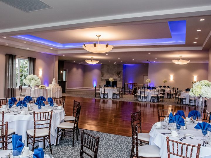 Tmx 1493756969907 Crystal Room Fireplace View   Lbp0027 Warrington, Pennsylvania wedding venue
