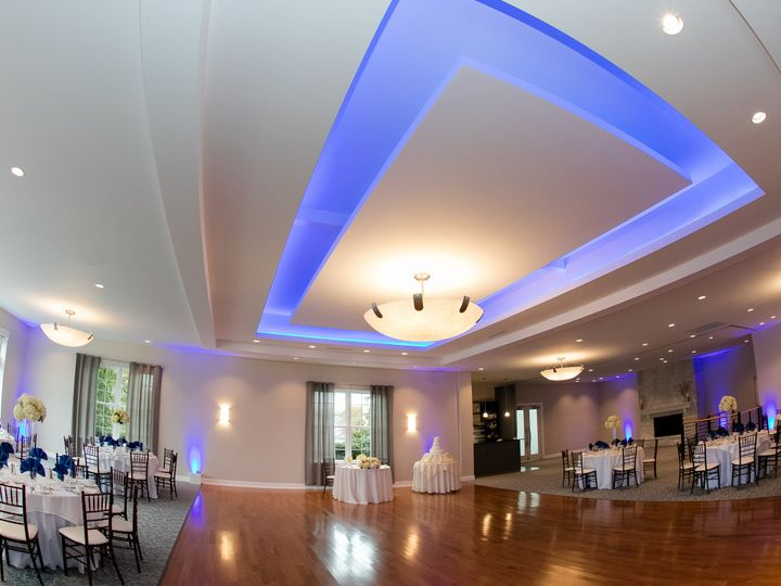 Tmx 1493756995468 Crystal Room Tray Ceiling   Lbp0050 Warrington, Pennsylvania wedding venue