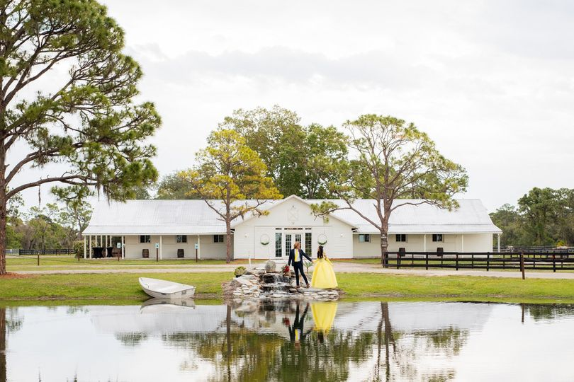 South Florida Wedding Barn