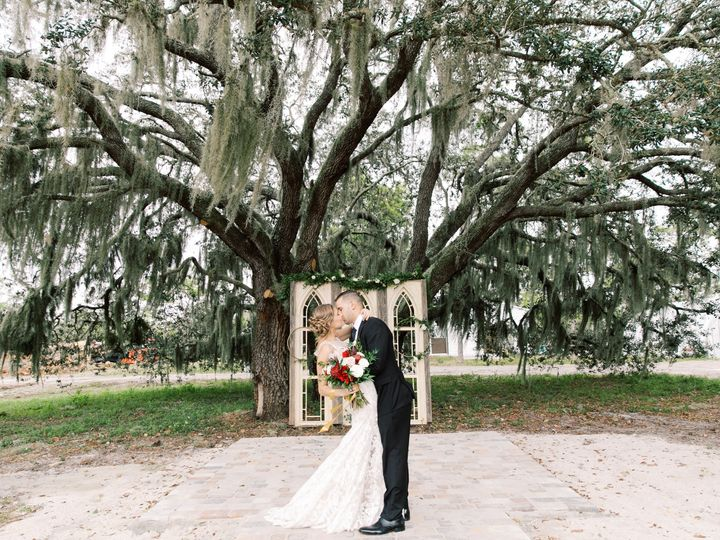 Tmx Ever After Farms Ranch Ceremony Couple Kissing 51 1023503 Indiantown, FL wedding venue