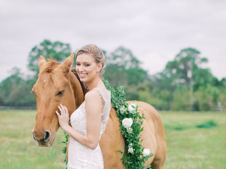 Tmx Ever After Farms Ranch Horse Bride 51 1023503 Indiantown, FL wedding venue