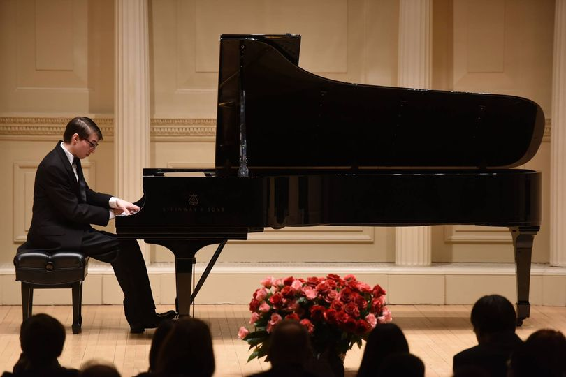 Carnegie Hall Debut, NYC