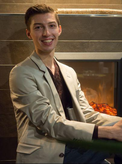 Fireplace shot
