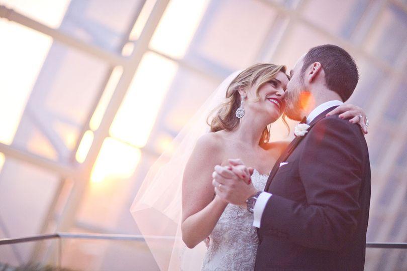 Kimmel Center Wedding, Philadelphia, PA