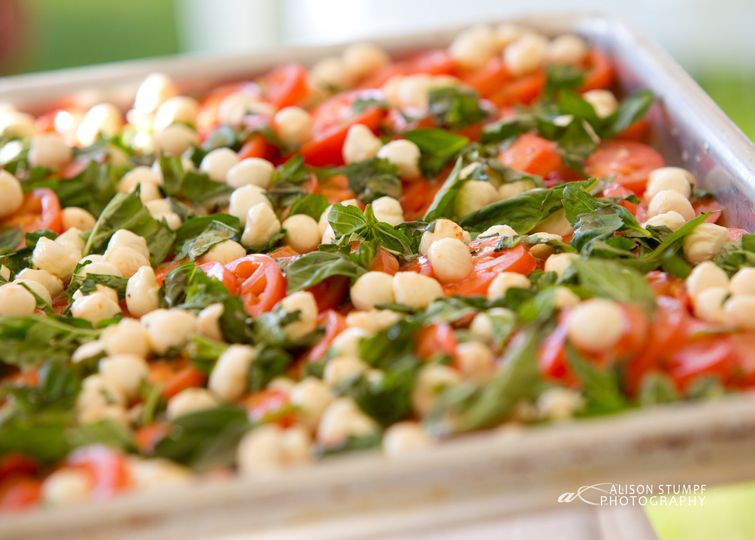 Family style salads