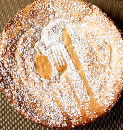 """Signature """"sin"""" pie"""