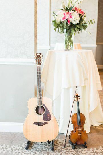 Guitar/violin