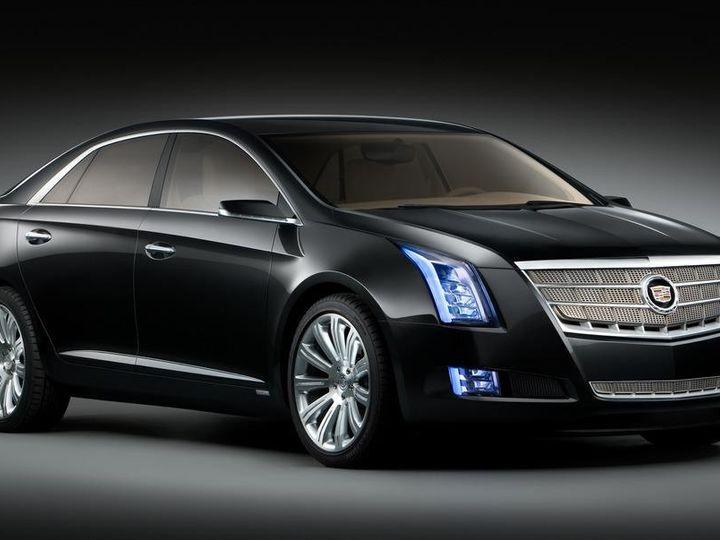 Tmx 1507130469136 Cadillac Xts Black Glen Burnie wedding transportation