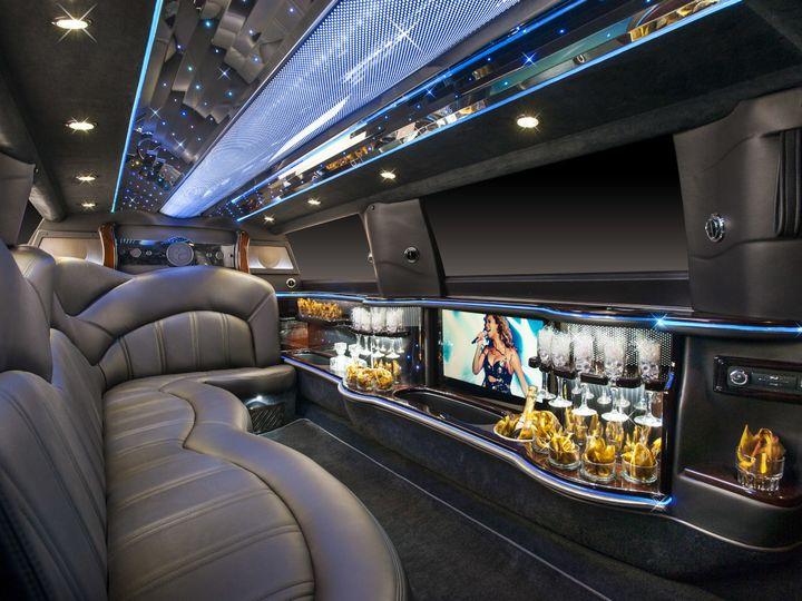 Tmx 1509546295571 8 Pax Mkt Interior Glen Burnie wedding transportation