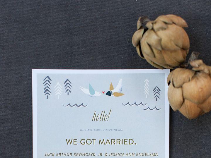 Tmx 1403549027628 Tin Cup Design 22 Duluth, MN wedding invitation