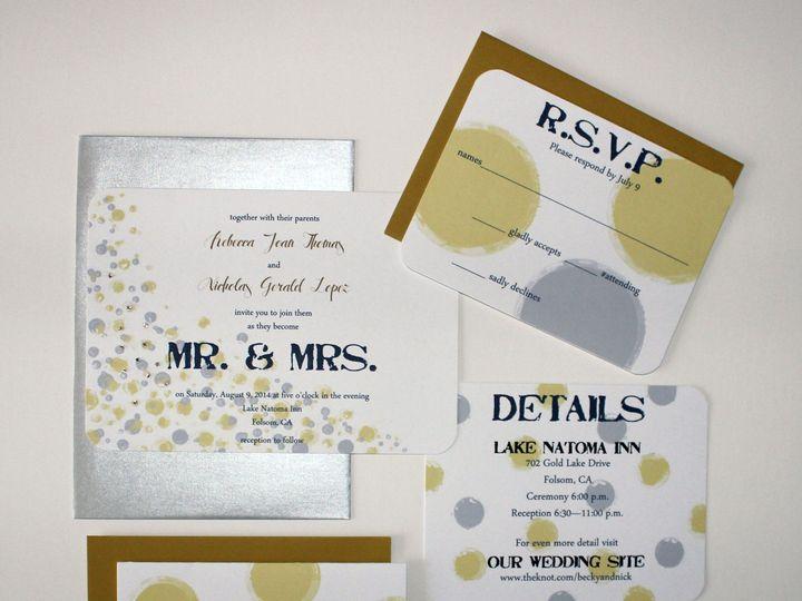 Tmx 1444167269840 Edited Wedding Sets 064 San Francisco wedding invitation