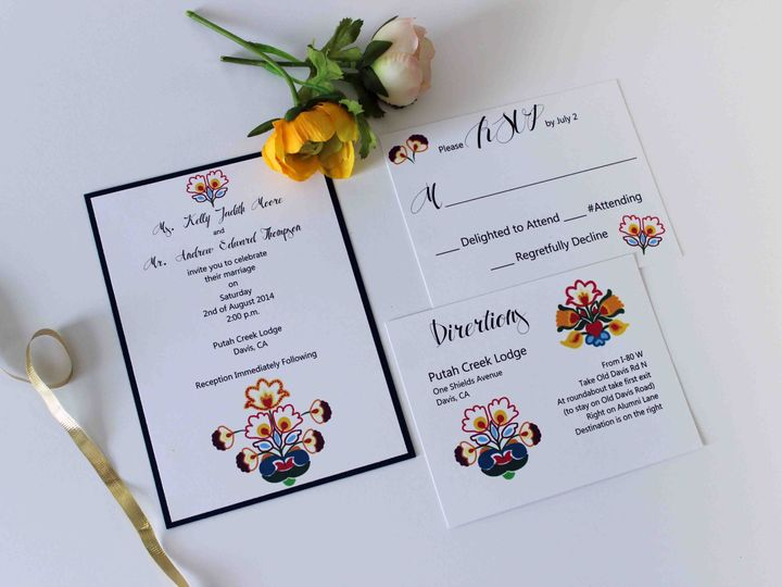 Tmx 1444167293104 Img0733 San Francisco wedding invitation