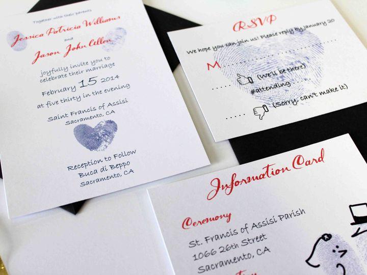 Tmx 1444167326466 Img0737 San Francisco wedding invitation