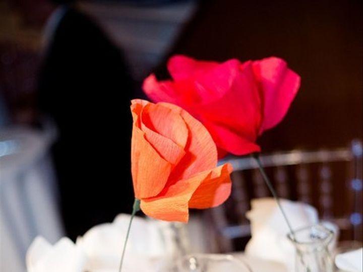 Tmx 1453685272116 Paper Flowers San Francisco wedding invitation