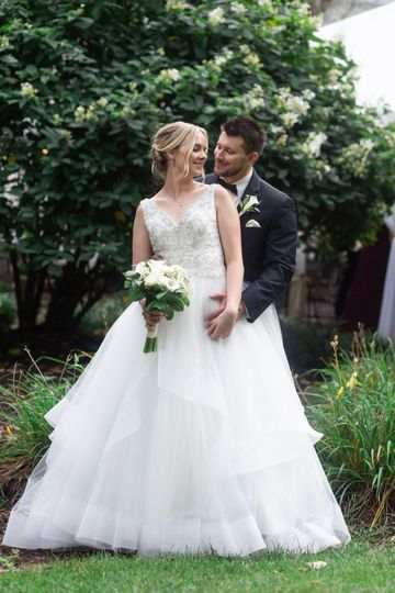 Natural Light Wedding