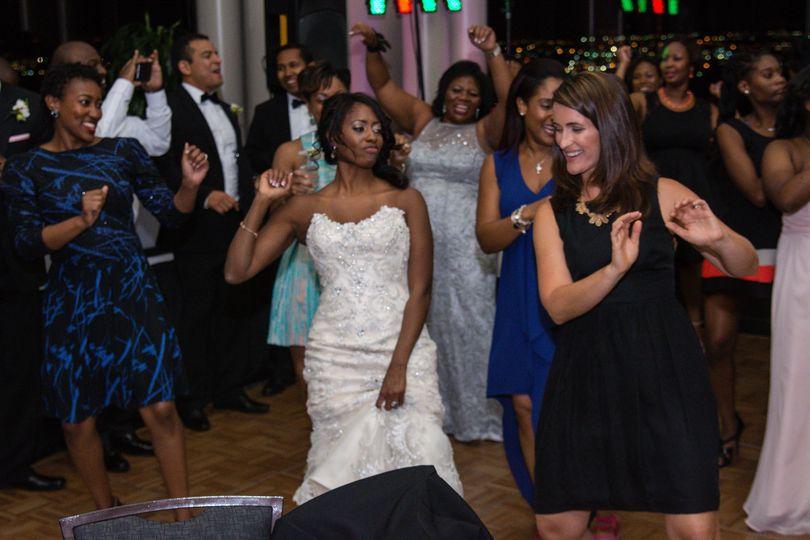 la cima club wedding