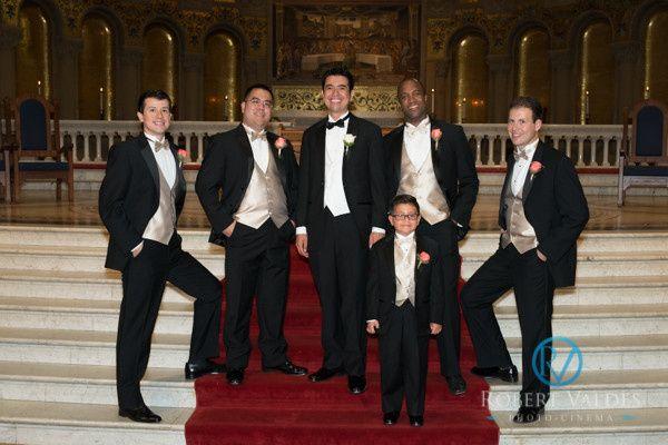 stanford memorial church wedding photos by robert