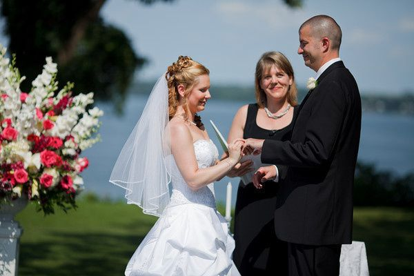 Tmx 1482431160294 Steph And Pat Me Smile Rochester, NY wedding officiant