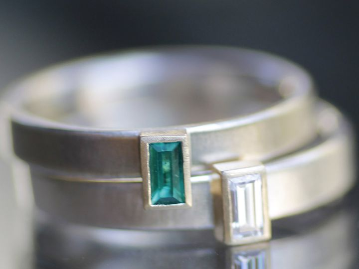 Tmx Emerald And Moissaite Landscape 51 942603 161041394041817 Seattle, WA wedding jewelry