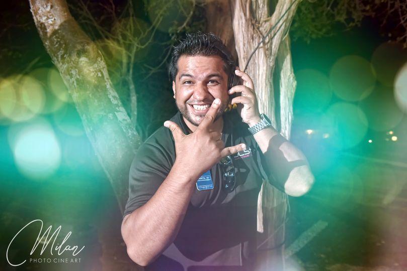 DJ Germán Cabello