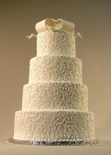 Premier Pastry Wedding Cake Rochester NY WeddingWire