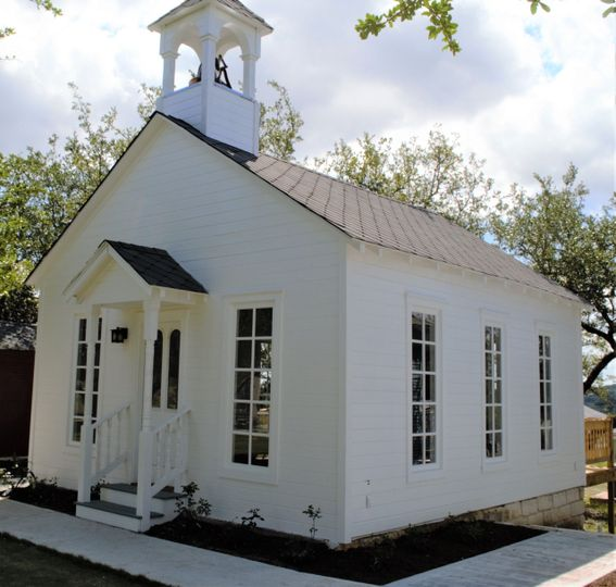 The Little Star Chapel at Star Hill Ranch