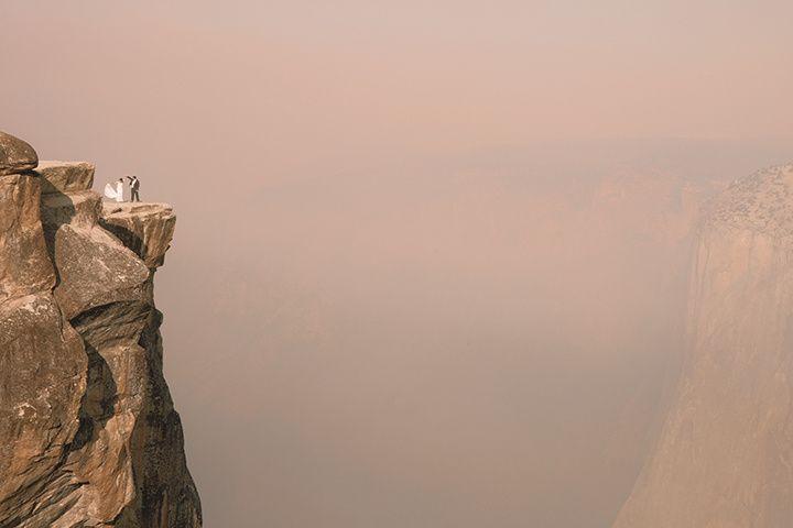 Yosemite - Taft Point